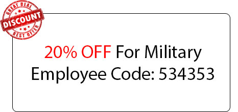 Military Employee Discount - Locksmith at Baldwin, NY - Baldwin NYC Locksmith