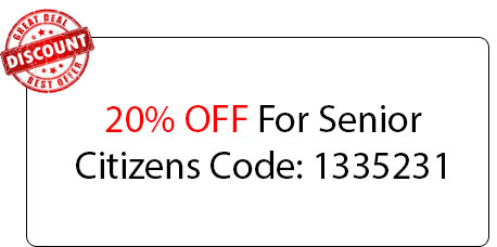 Senior Citizens Discount - Locksmith at Baldwin, NY - Baldwin NYC Locksmith